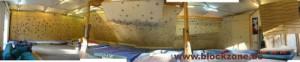 Foto Boulderhalle Blockzone