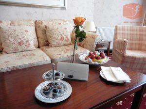 Foto Hotelzimmer im Cliff Hotel Rügen