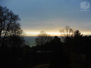 Foto Sonnenaufgang Cliffhotel Rügen in Sellin - das Partnerhotel der Mr. S. Führungskräfte-Akademie