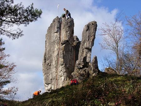 Foto Gipfeltreffen - Teamtreffen, Vorstandssitzung mit Klettertrainer