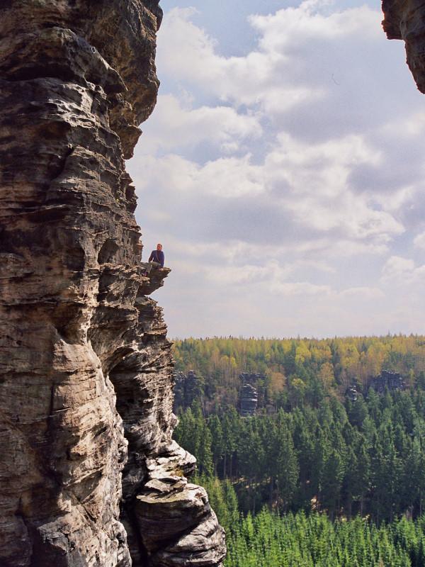 Foto Kletterkurse in der Sächsischen Schweiz