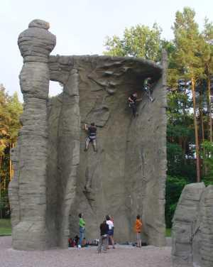 08eee887aaac28 Foto Klettern am Kahleberg. Kletterkurs am Kahleberg in Potsdam
