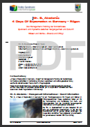 Mr. S. Akademie Manager Teamtraining auf Rügen PDF Vorschau