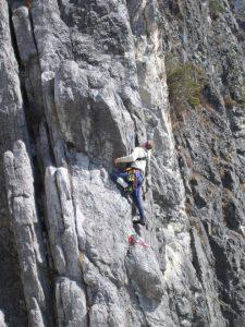 Trainerstunden Klettern, Kletter-Coaching, Klettertrainer