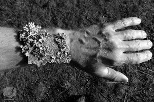 Foto Vaterhände mit Schmuck